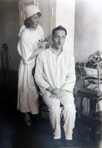«Электризация» больного нервного отделения (1928)